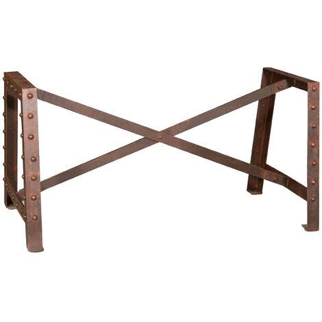 pied de table en fer a prix mini