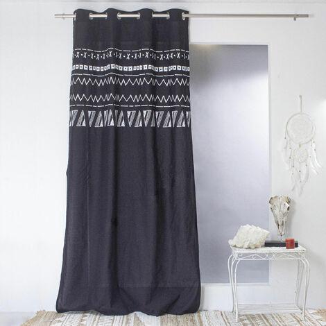 rideau ethnique a prix mini