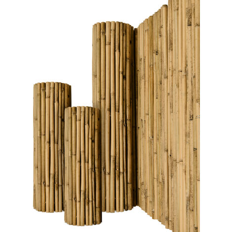 canisse bambou entier a prix mini
