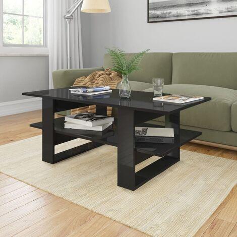table basse noir a prix mini