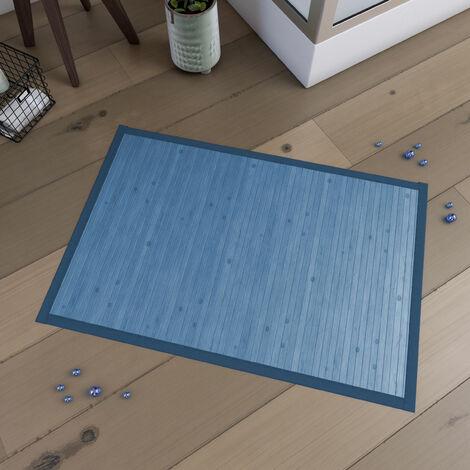 tapis de bain bambou a prix mini