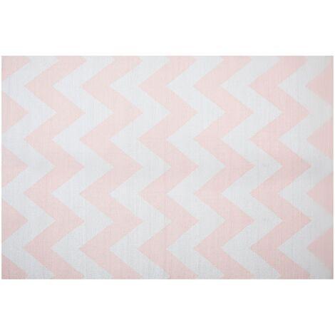 tapis rose a prix mini