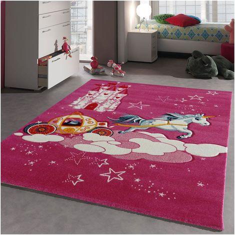 tapis chambre fille a prix mini