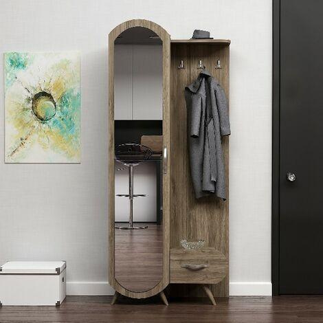 meuble entree vestiaire a prix mini