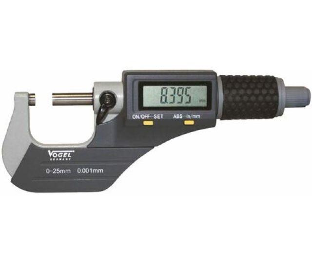 Vogel 231061 Micrometro Electronico Digital Din 863 Ip Mm
