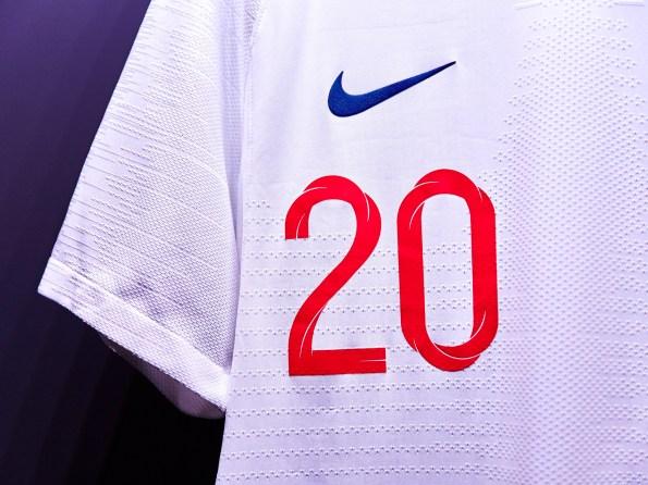 Le maglie Nike per il Mondiale 2018 | numerosette.eu