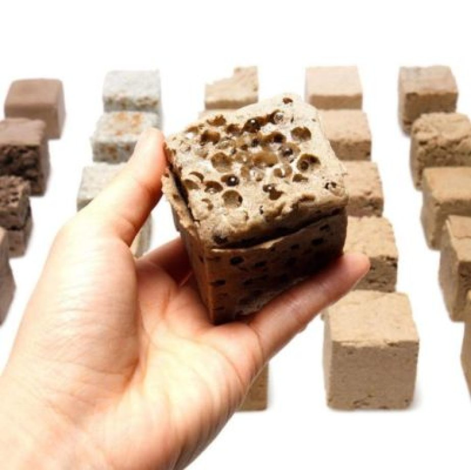 Finite: a more sustainable alternative to concrete made from desert sand 4