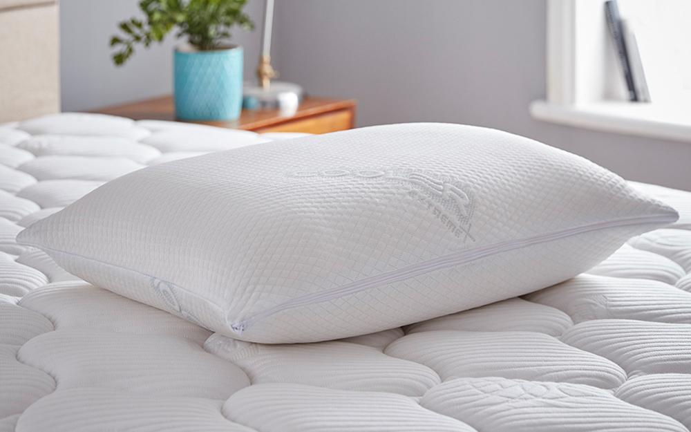 sealy posturepedic coolsense pillow standard pillow size