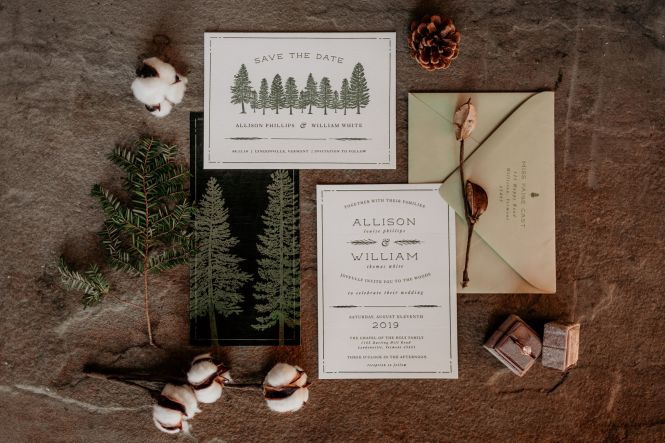 Wedding Invitations That Complement Your Personality And