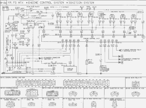 Diagram For 4 Cyl Ecu  19932002 (2L) I4  Mazda626 Forums
