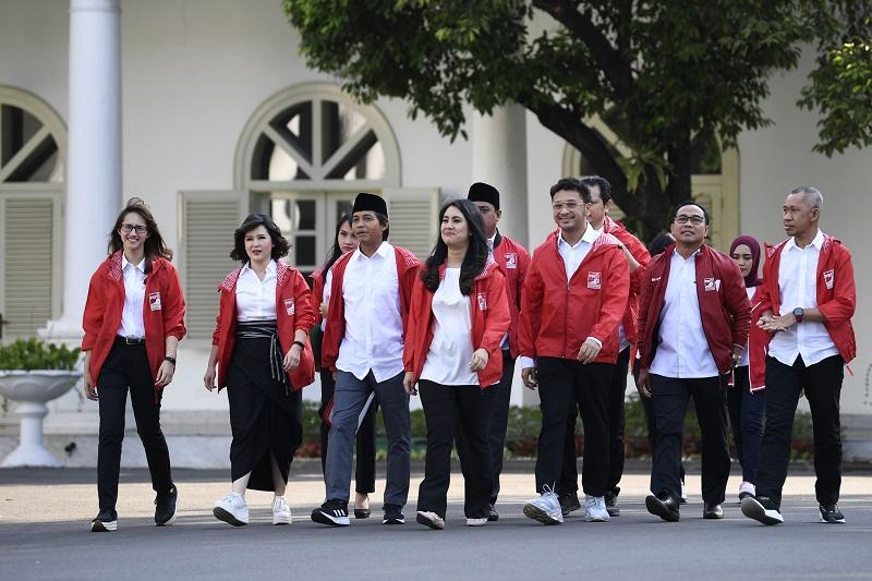 Lima Politikus Muda Paling Berpeluang Gabung Kabinet