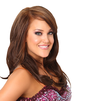 Lacey Schwimmer of Dancing with the Stars -- Image via ABC.com
