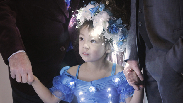 Lily Light up Dress