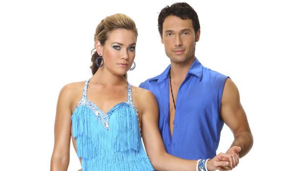 Natalie Coughlin and Alec Mazo -- Image via ABC.com