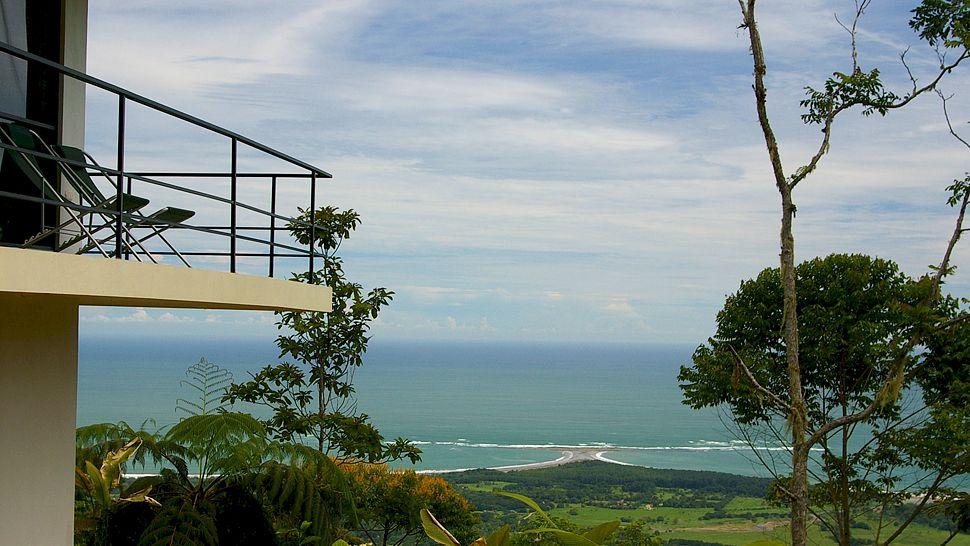 Map Rancho Pacifico Costa Rica