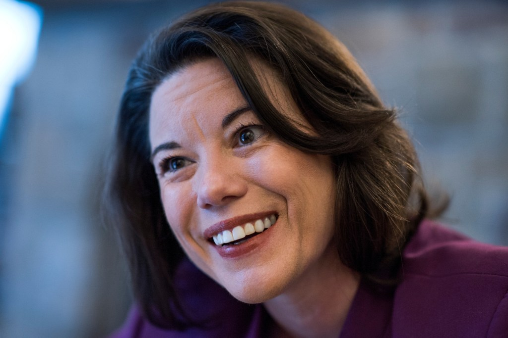 Democrat Angie Craig is making a second bid for the House from Minnesota's 2nd District. (Tom Williams/CQ Roll Call File Photo)
