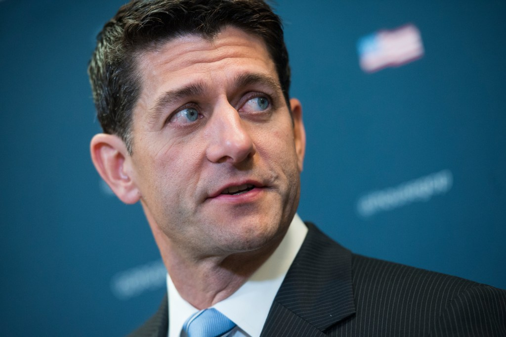 Speaker of the House Paul D. Ryan. (Tom Williams/CQ Roll Call file photo)