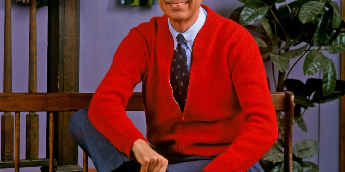 Opinion Lawmakers Not Fit To Wear Mister Rogers Cardigan Roll Call