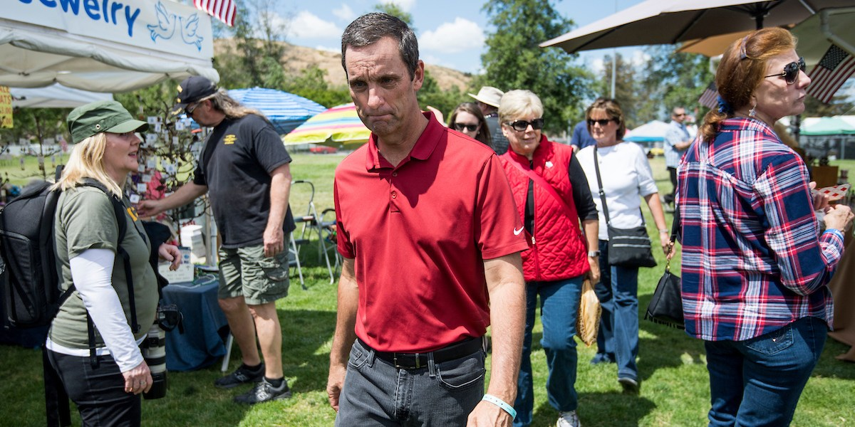Rep. Steve Knight: The Most Vulnerable Republican in California? - Roll Call