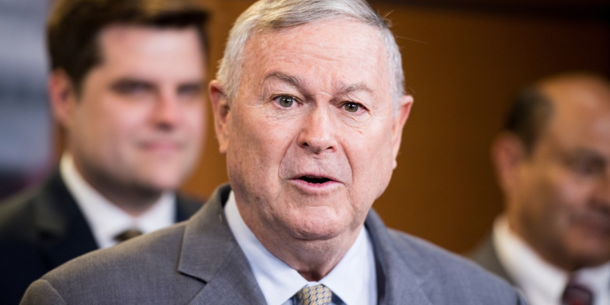 Rohrabacher Says It's OK to Not Sell Homes to Gay People - Roll Call