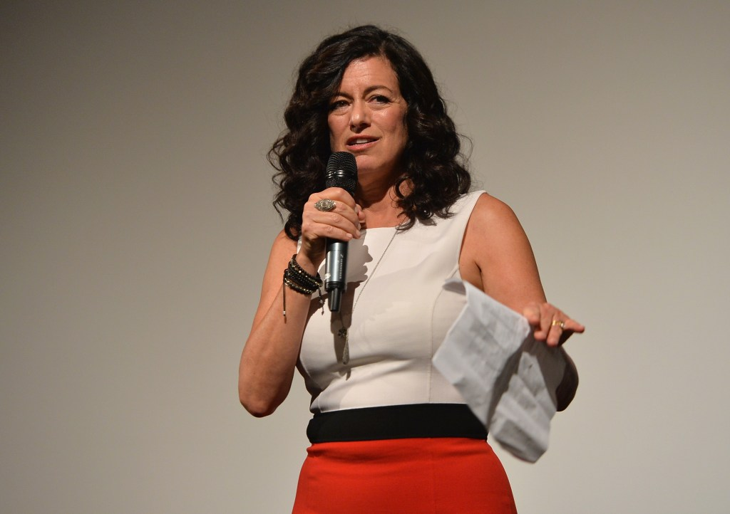 "Laurie David is known for producing ""An Inconvenient Truth"" and ""Fed Up."