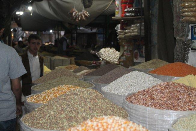 Souq al-Melh市集保留傳統特色。(取材自英國衛報)