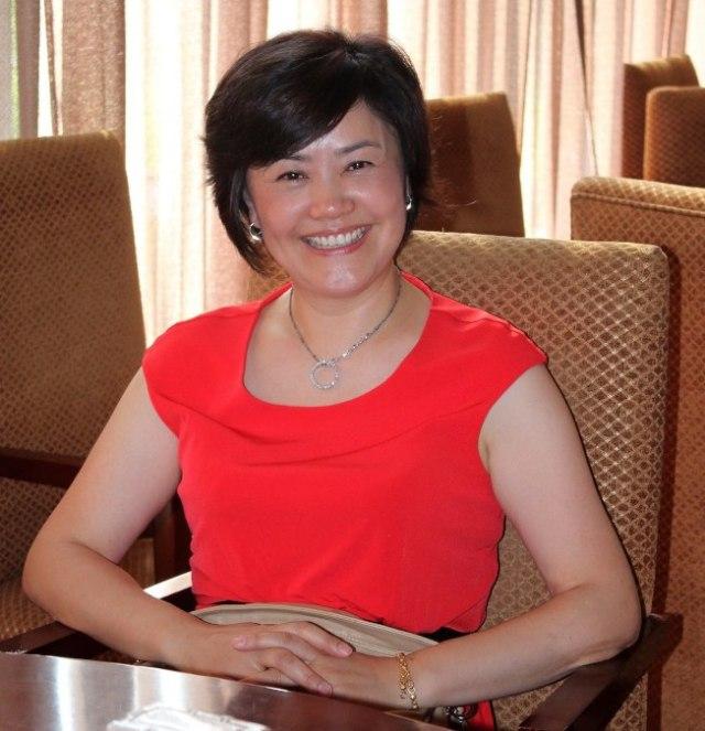 戴紅表示,近年來灣區僑胞參加健檢團的趨勢漸增,但多數健檢團是選在台北的醫院健檢,因此旅行團推出至花蓮健檢的服務。(圖:戴紅提供)