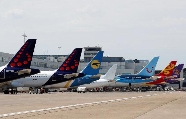 薪資談不攏罷工!比利時所有航班停飛一天 - 世界新聞網