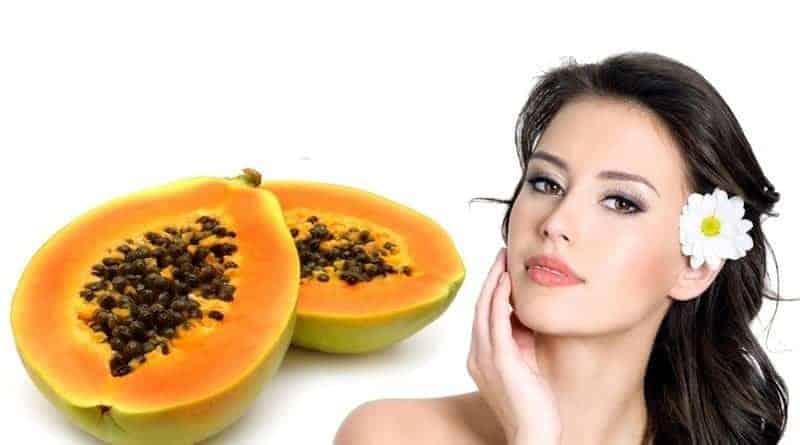 La papaya puede hacer maravillas por su piel y cabello y otros 11 beneficios para la salud