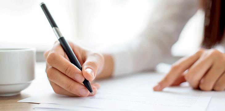 Come Scrivere Una Lettera Di Scuse Formali In Semplici Step