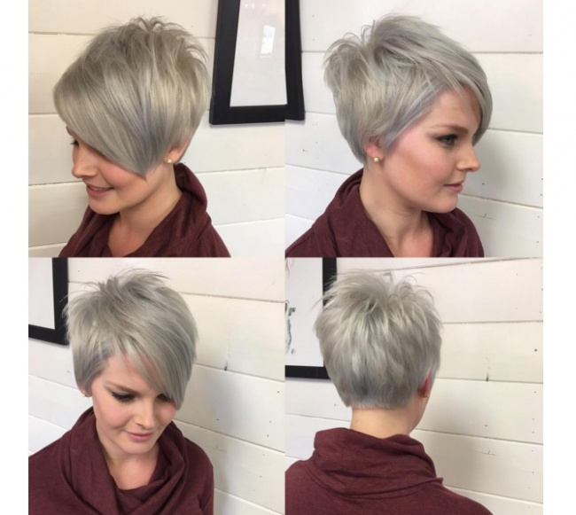 Pixie Undercut Court Asymtrique 21 Raisons Dopter