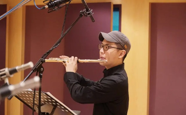 Rit Xu of Evolution Quartet is A Jazz Flautist Who Colours Outside the Lines - Men's Folio