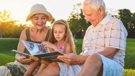 Mensagens amorosas para o Dia dos Avós. Dedique amor ao vovô e a vovó!