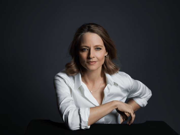 Jodie Foster, Honorary Palme d'or