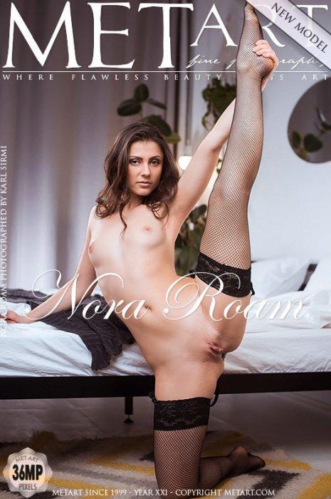 MetArt – Nora Roam – Presenting Nora Roam 01/24/2020