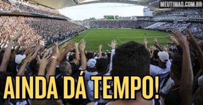 Corinthians vende 20 mil ingressos para jogo contra o Red Bull  vendas  seguem nas bilheterias 918160d7daa