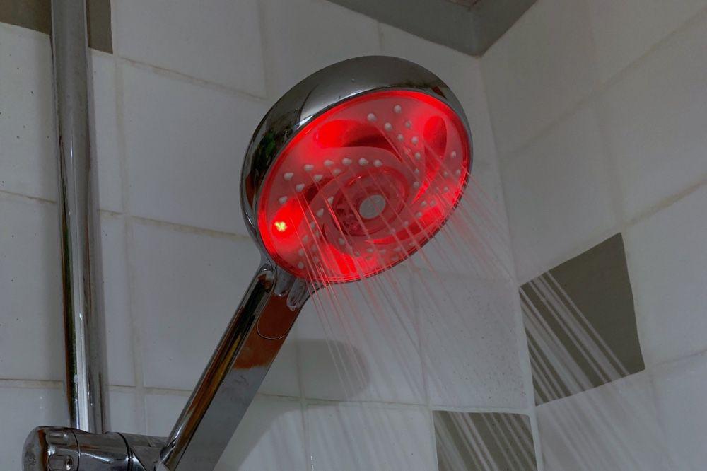 test du pommeau de douche hydrao pour
