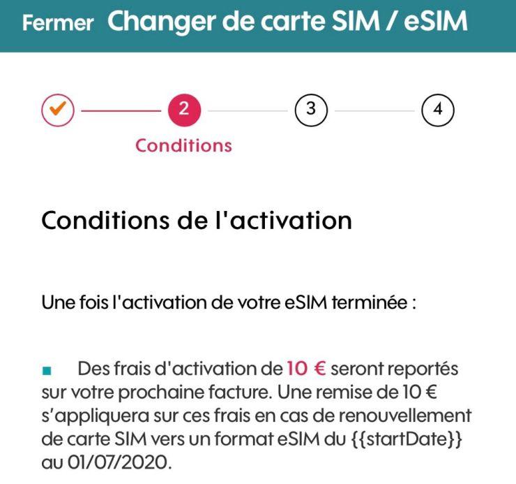 changer de carte sim sosh eSIM : Sosh reduces the invoice, SFR and Bouygues still expected