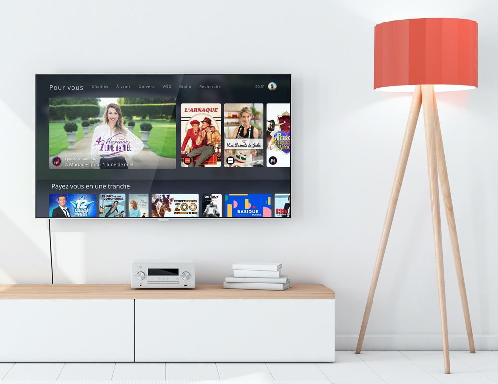 application android tv