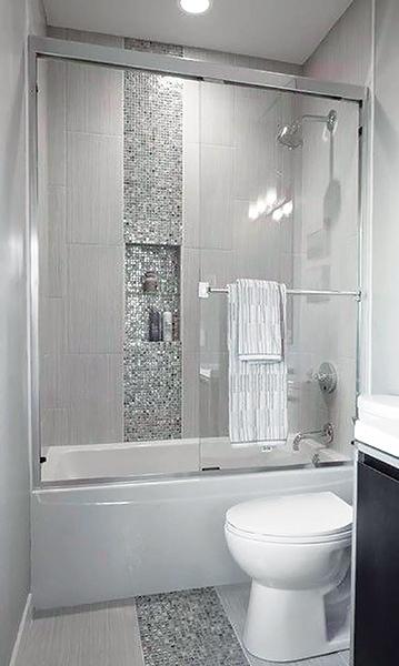 deconstruct your old fiberglass shower