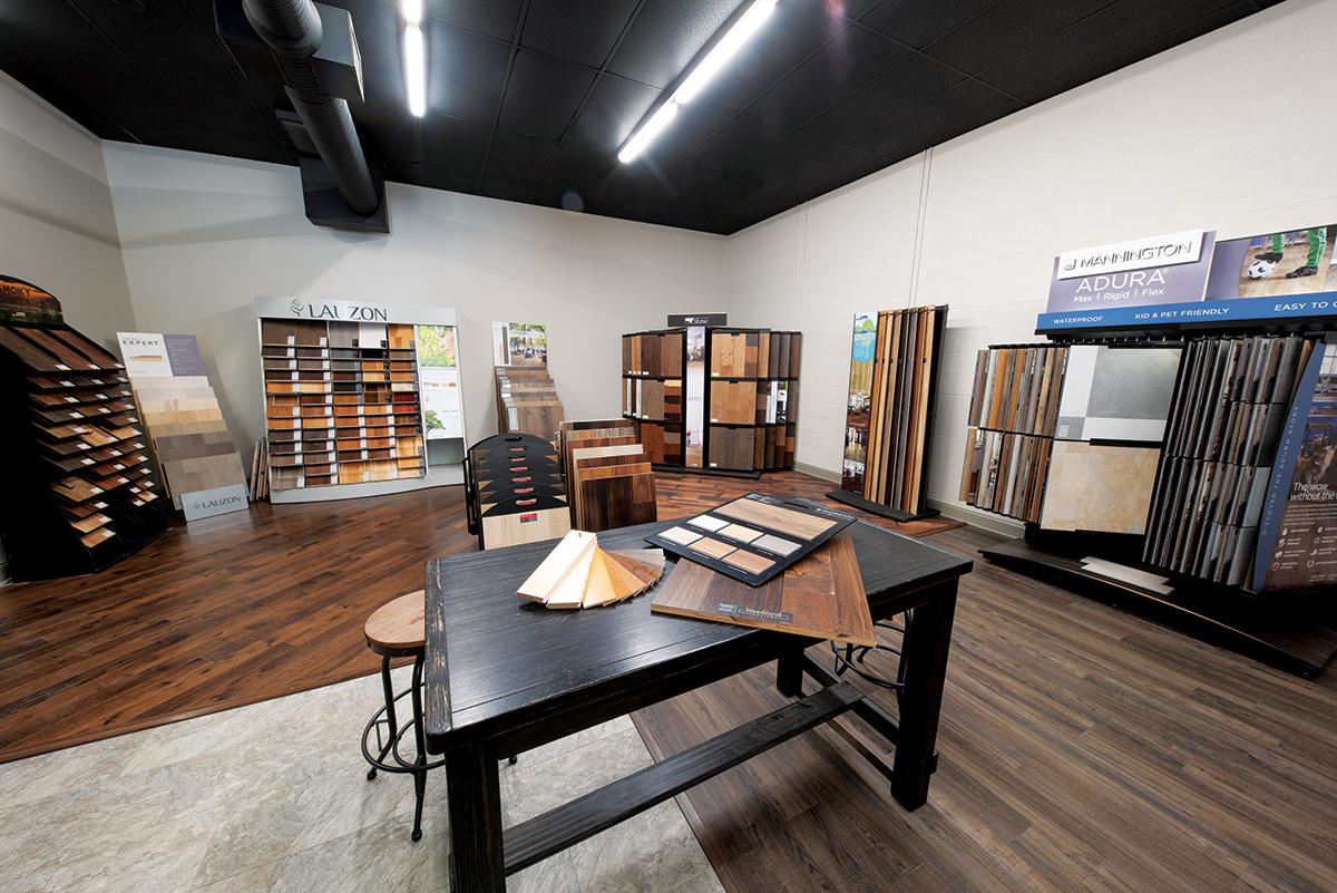 the dover flooring tile center sells