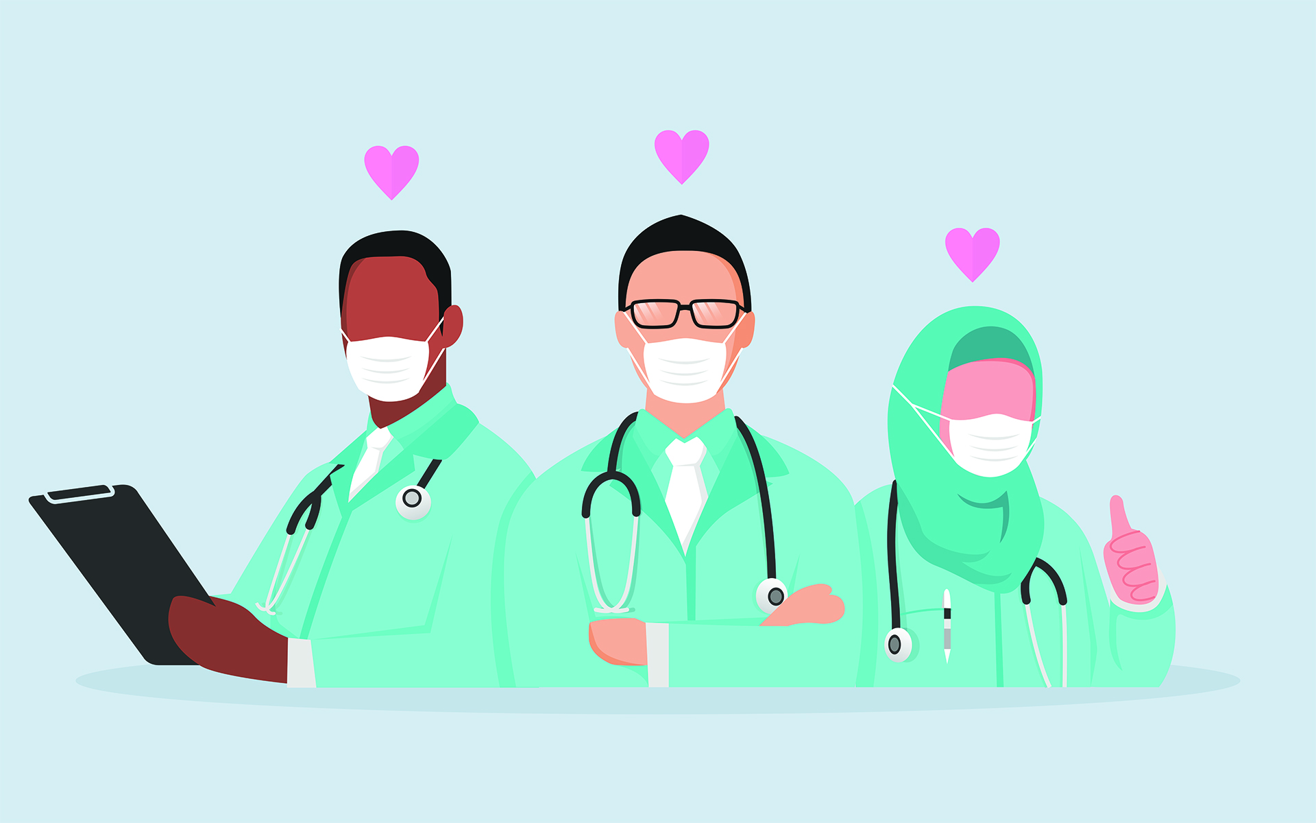 A Compassion Practice For Healthcare Workers