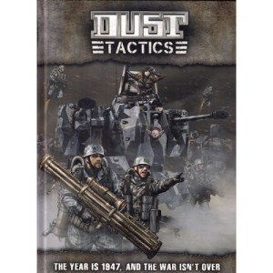 Dust Tactics: Rulebook (2nd Edition Hardback)