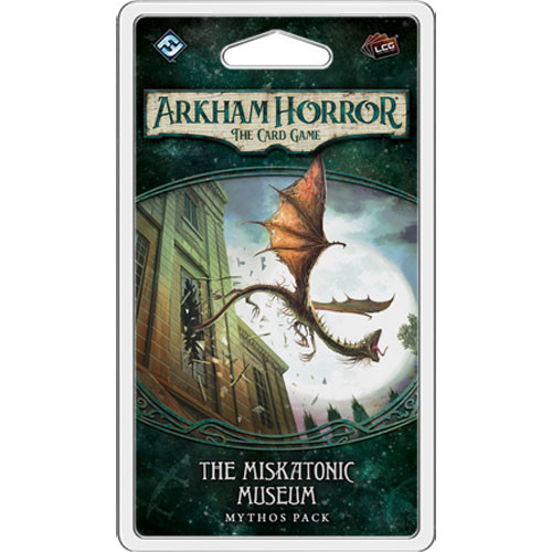 Image result for Arkham Horror LCG: The Miskatonic Museum