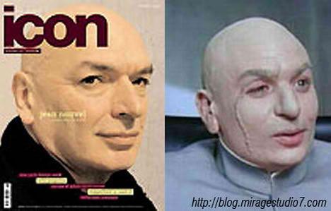 Jean Nouvel | Dr.Evil