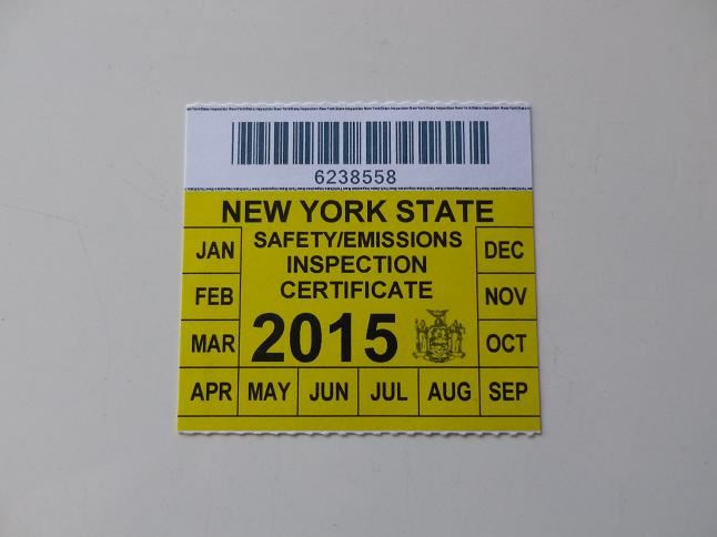 How Much Is A New York State Inspection