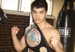Irshaad Sayed in Hunt for Second Major MMA Title Starting ...