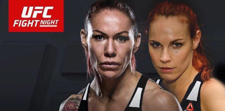 Image result for ufc fight night 95 cyborg lansberg