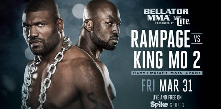 Image result for Bellator 175 poster