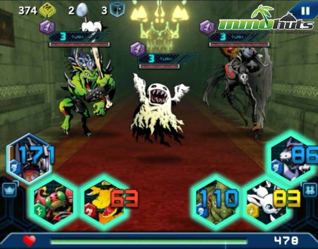 Digimon Heroes MMOHuts